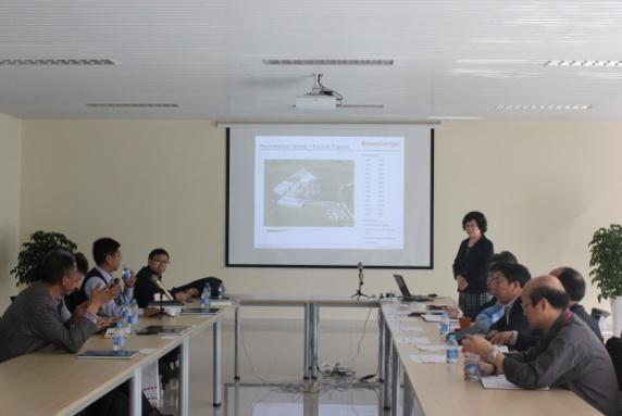 在天线系统产业联盟成员单位罗森伯格的正式邀请下,2014年1